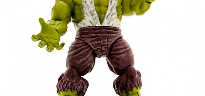 Marvel Select Savage Hulk Available Now To Pre-Order