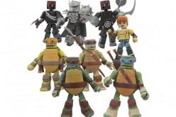Exclusive Giveaway Contest – DST Teenage Mutant Ninja Turtles Minimates Wave 1