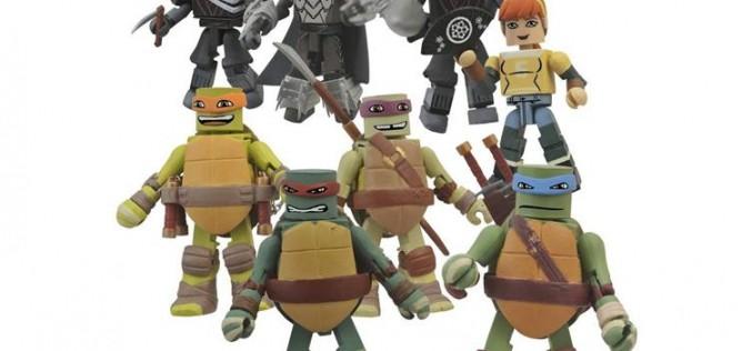 DST Teenage Mutant Ninja Turtles Minimates Wave 1 Winner Announced