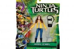 Teenage Mutant Ninja Turtles Movie 2014 April O'Neil Figure Official Images
