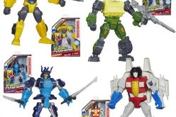 Hasbro Introduces Transformers Hero Mashers Action Figure Line