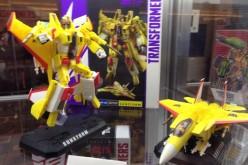 Transformers Masterpiece Sunstorm, Prowl, & Leader Jetfire Figures Announced At BotCon 2014