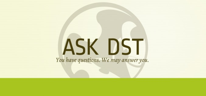 Ask DST #274: The More, The Miscellaneous