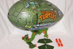 Nerd Rage Toys Update – Vintage TMNT Turtle Blimp Added, DC Super Powers & Super Naturals Sale