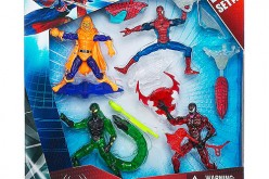 The Amazing Spider-Man Comic Series Ultimate Gift Set $12.97 At Wal-Mart