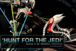 Sideshow's Shaak Ti Vs. General Grievous Diorama Almost Sold Out