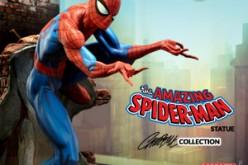 Sideshow Collectibles J. Scott Campbell Spider-Man Comiquette Update