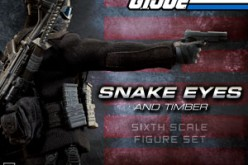 Sideshow's Snake Eyes and Timber Sixth Scale Figure Set In-Stock Now