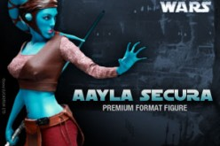 Aayla Secura Premium Format Figure In-Stock Now At Sideshow