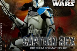 Sideshow Collectibles – Last Call On Clone Wars Captain Rex & Luke Skywalker (Bespin Outfit) DX Series