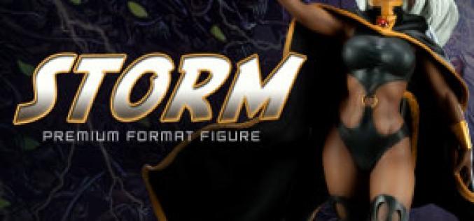 Shipping Soon – Marvel's Storm Premium Format Figure