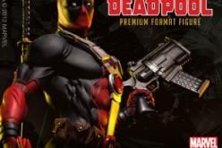 Sideshow Now Shipping Deadpool Premium Format Figure