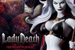 Pre-Order – Sideshow's Lady Death Premium Format Figure