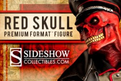 Red Skull Premium Format Figure Preview
