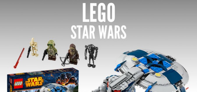 Entertainment Earth Update – Star Wars LEGO Sale Up To 30% Off Today Only