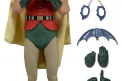 NECA Introduces The Batman 1966 TV Series Burt Ward As Robin 1/4 Scale Figure