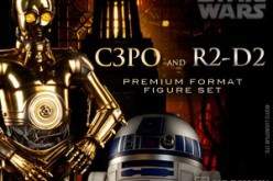 C-3PO & R2D2 Premium Format Figure Set Now Shipping In June 2013