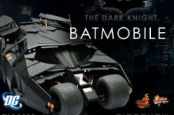 Hot Toys Batman The Dark Knight Batmobile (Tumbler) Sixth Scale Figure On Wait List
