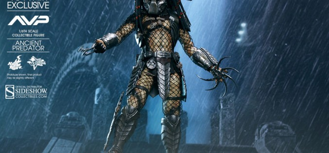 Sideshow Collectibles & Hot Toys Announces SDCC 2014 Exclusive Ancient Predator Sixth Scale Figure