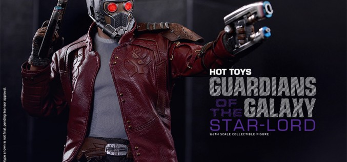 Hot Toys Star-Lord Sixth Scale Figure Pre-Orders Go Live