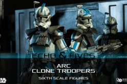 Sideshow Previews – Echo & Fives, Thor The Dark World