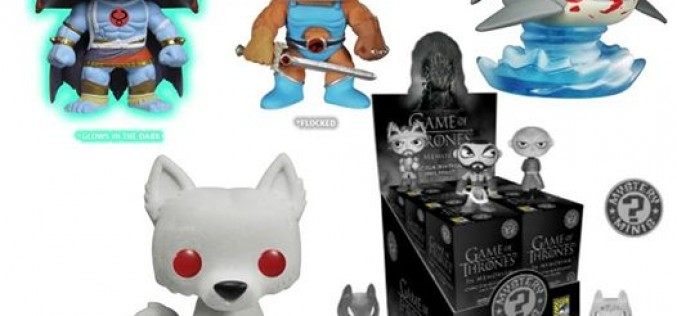 Funko Reveals Thundercats Pop! Vinyl Figure SDCC 2014 Exclusives & More