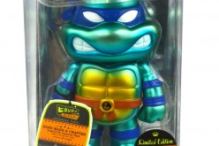 Funko Teenage Mutant Ninja Turtles Leonardo Hikari Metallic Image Gallery