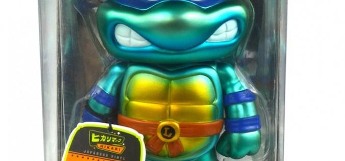 Funko Teenage Mutant Ninja Turtles Leonardo Hikari Metallic Image Gallery