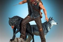 Gentle Giant Ltd. The Walking Dead Daryl Dixon Statue