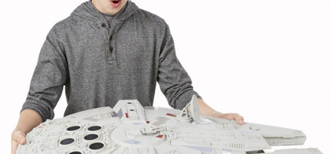 Star Wars Rebels Millennium Falcon Available To Pre-Order At Walmart