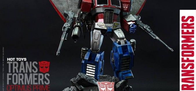 Hot Toys Announces Transformers Generation One Optimus Prime (Starscream Version) Collectible Figure