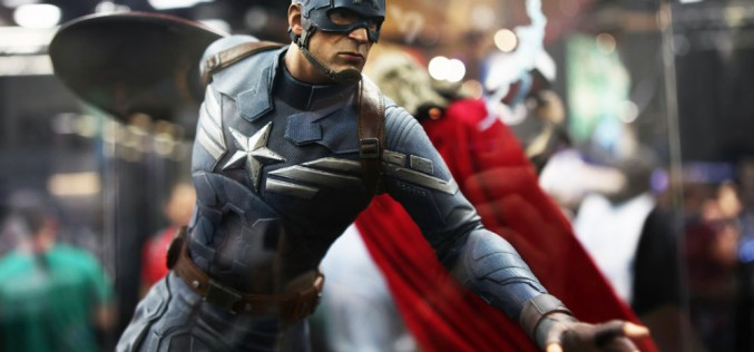 SDCC 2014 – Sideshow Collectibles Booth Images
