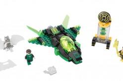 LEGO Green Lantern Vs. Sinestro Set Coming January 2015
