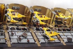 LEGO Ideas Star Wars Modular: Theed Hangar Battle Receives 1,000 Supporters & Official LEGO Comment