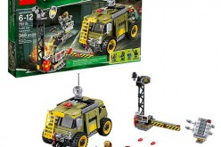 Entertainment Earth Update – LEGO Teenage Mutant Ninja Turtles 79115 Turtle Van Takedown