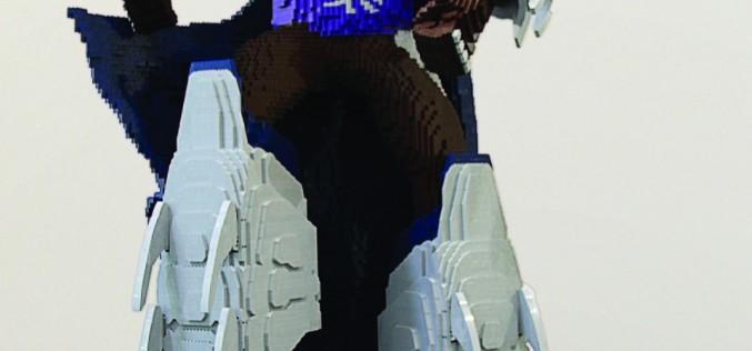LEGO To Unveil Life-Size Teenage Mutant Ninja Turtles Shredder Statue At SDCC