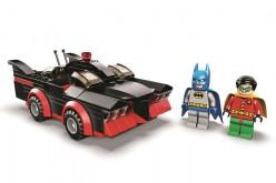 LEGO Unveils The Batman Classic TV Series Batmobile For San Diego Comic-Con