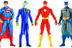 Mattel Announces DC Comics 12″ Figures