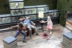 More Images Of McFarlane Toys The Walking Dead Building Block Diorama's