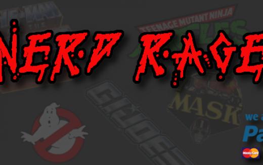 Nerd Rage Toys Update – Nerd Bids Press Release