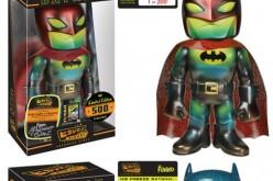 Funko SDCC Exclusive Limited Edition Mean & Green Raphael, Ice Freeze Batman, & Red Rain Batman