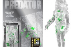 Entertainment Earth Update – SDCC Exclusive Predator With Green Splatter Action Figure