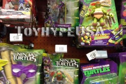 Teenage Mutant Ninja Turtles 2014 Movie Toys Found At Toys R Us
