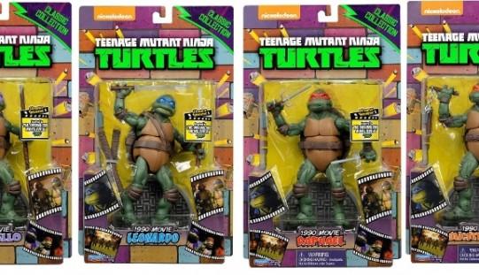 Nerd Rage Toys Update – TMNT Classics Wave 3 In Stock