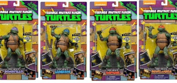 Playmates Toys Cancels TMNT Classic Retro Collection & 6″ Classic Figures