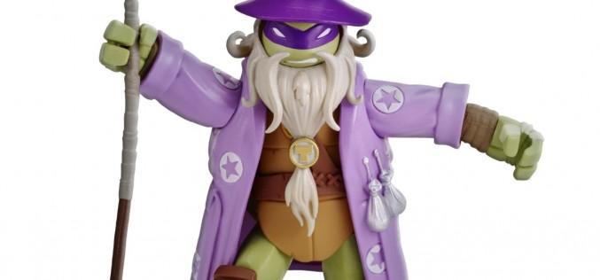 Playmates Toys Teenage Mutant Ninja Turtles Wizard Donatello Figure In Stock At Amazon