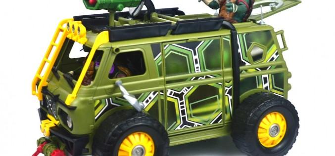 Teenage Mutant Ninja Turtles Movie 2014 Turtle Assault With Leonardo Target Exclusive Review
