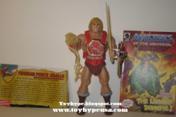 Masters of the Universe Classics Thunder Punch He-Man Review!