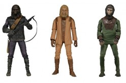 NECA Shipping This Week: Classic Planet Of The Apes & Iron Maiden Action Figures