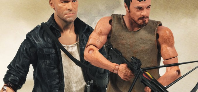 Entertainment Earth Update – The Walking Dead Action Figures Up To 40% Off